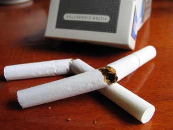 Smoking cessation in cancer patients