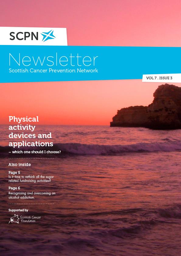 The SCPN Newsletter: Volume 7, Issue 3