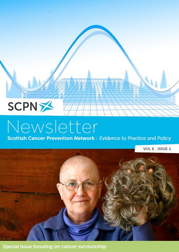 The SCPN Newsletter: Volume 8, Issue 1