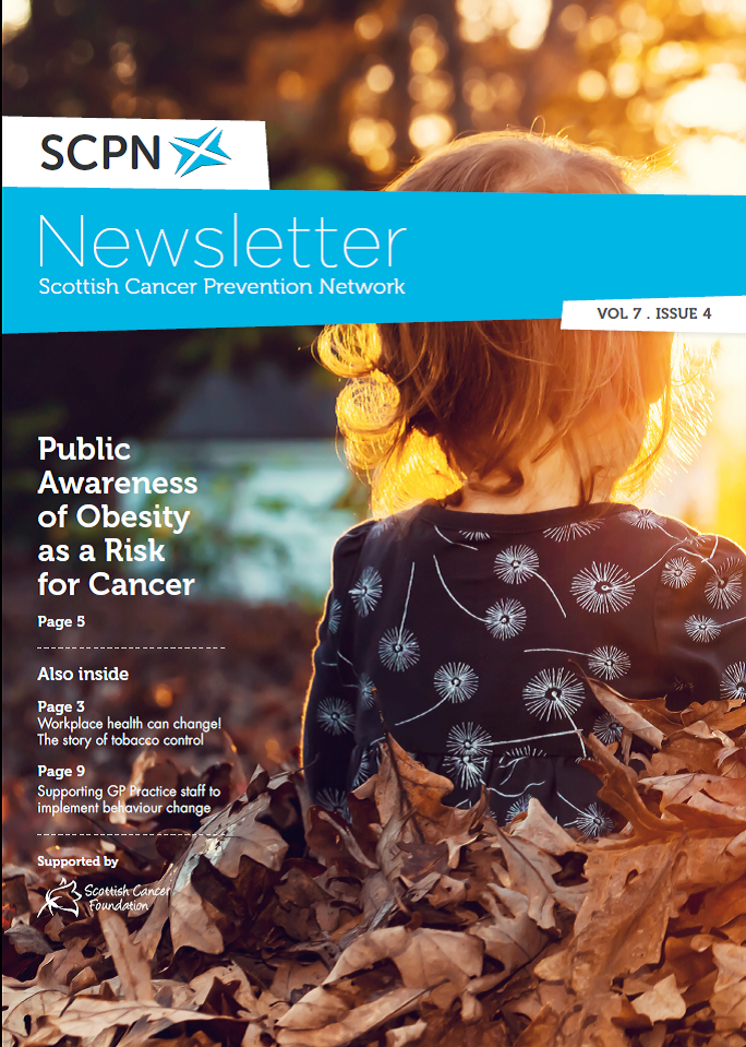 The SCPN Newsletter: Volume 7, Issue 4